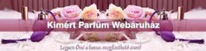 Kimért Parfüm Webáruház - parfümök, kozmetikumok online